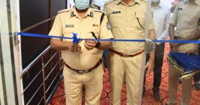 जबलपुर मेंपुलिस वेलफेयर पैट्रोलपंप का शुभारंभ