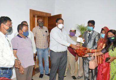 प्रभारी मंत्री का जबलपुर में हुआ भव्य स्वागत
